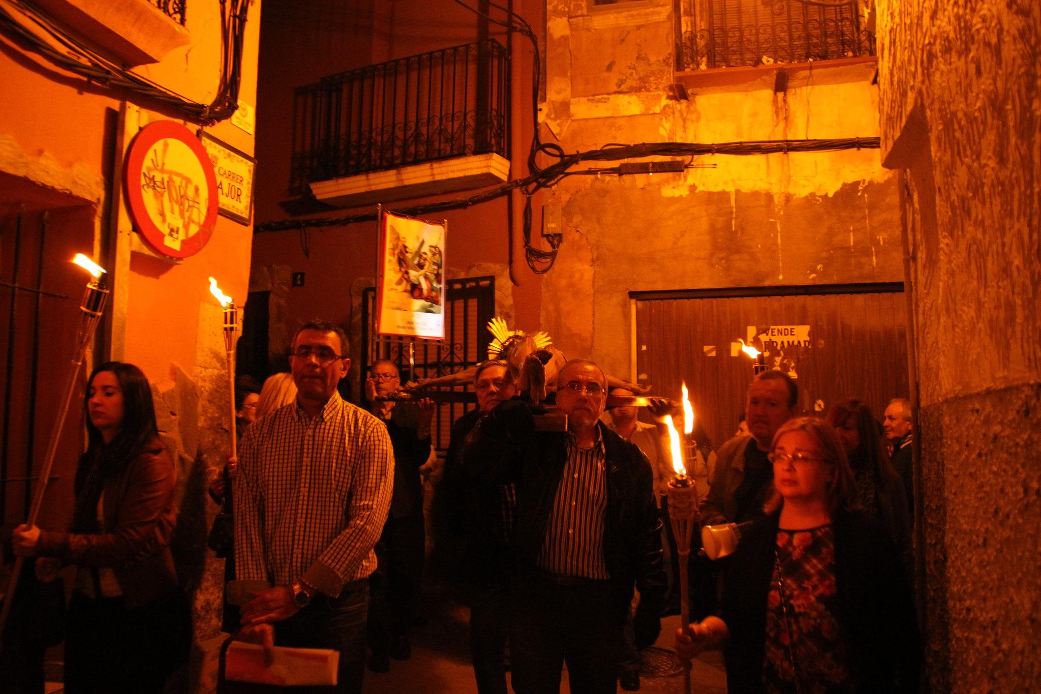 (2014-04-01) -  V Vía Crucis nocturno - Javier Romero Ripoll (36)