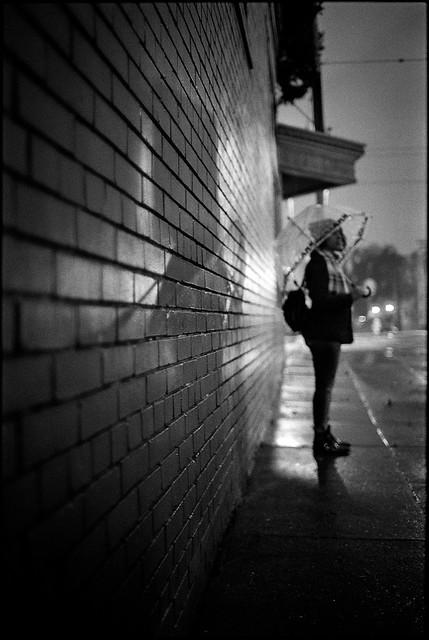 Rainy nights on Haight