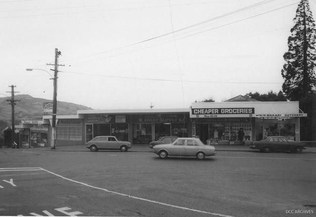 Wakari Shops c1970s