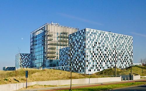 International Criminal Court, ICC | by Roel Wijnants