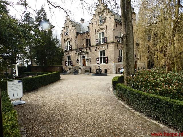 2016-03-23 stads en landtocht  Dordrecht            24.3 Km  (91)