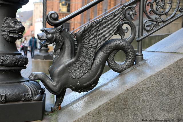 Dragon in Copenhagen