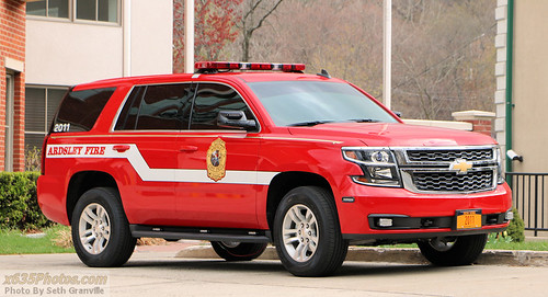 Ardsley Fire Department (NY) Car 2011 Photo