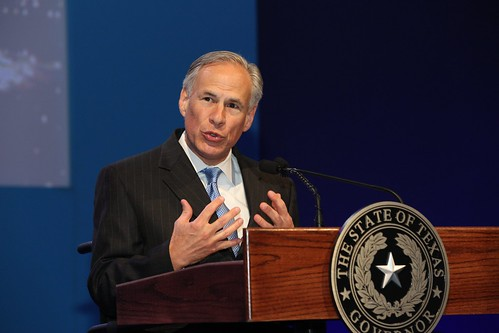 Greg Abbott, Governor of Texas | by World Travel & Tourism Council