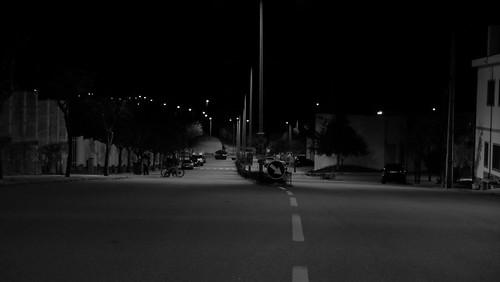 Sendim by night