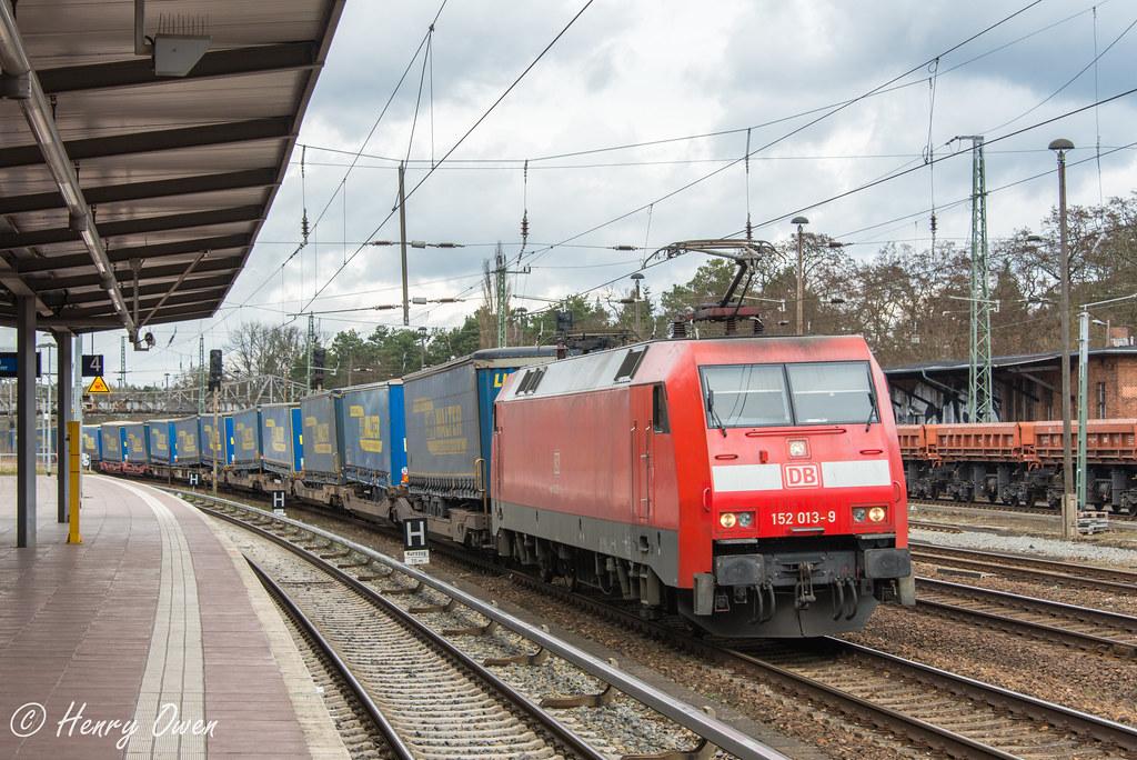 European Trailer-Rail by Henry Owen