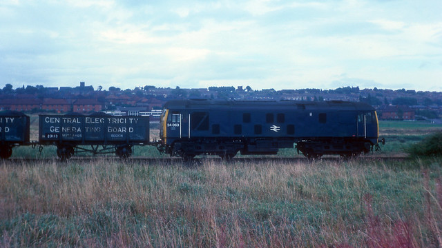 British Rail 24063 Biddulph Valley Line Stoke On Trent