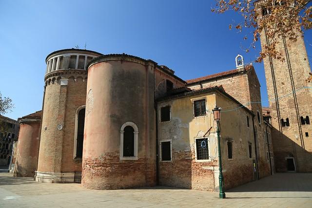 Chiesa di S. Giacomo dall'Orio, Venezia