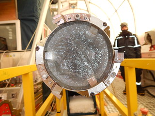 The Ice Drilling Design and Operations (IDDO) group at the University of Wisconsin-Madison designed and built the South Pole Ice Core (SPICE) drilling system, called the Intermediate Depth Drill | by U.S. Ice Drilling