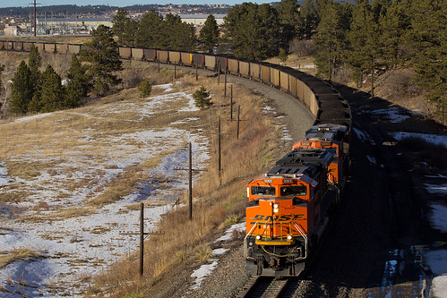 railroad monument train colorado bnsf emd coaltrain sd70ace jointline bnsf9069