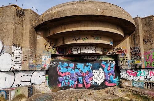 Bunker, Le Bois plage en Ré