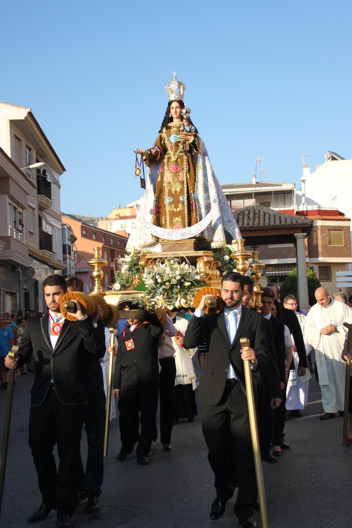 (2015-07-12) - Virgen del Carmen, parroquia La Santa Cruz - Javier Romero Ripoll (189)