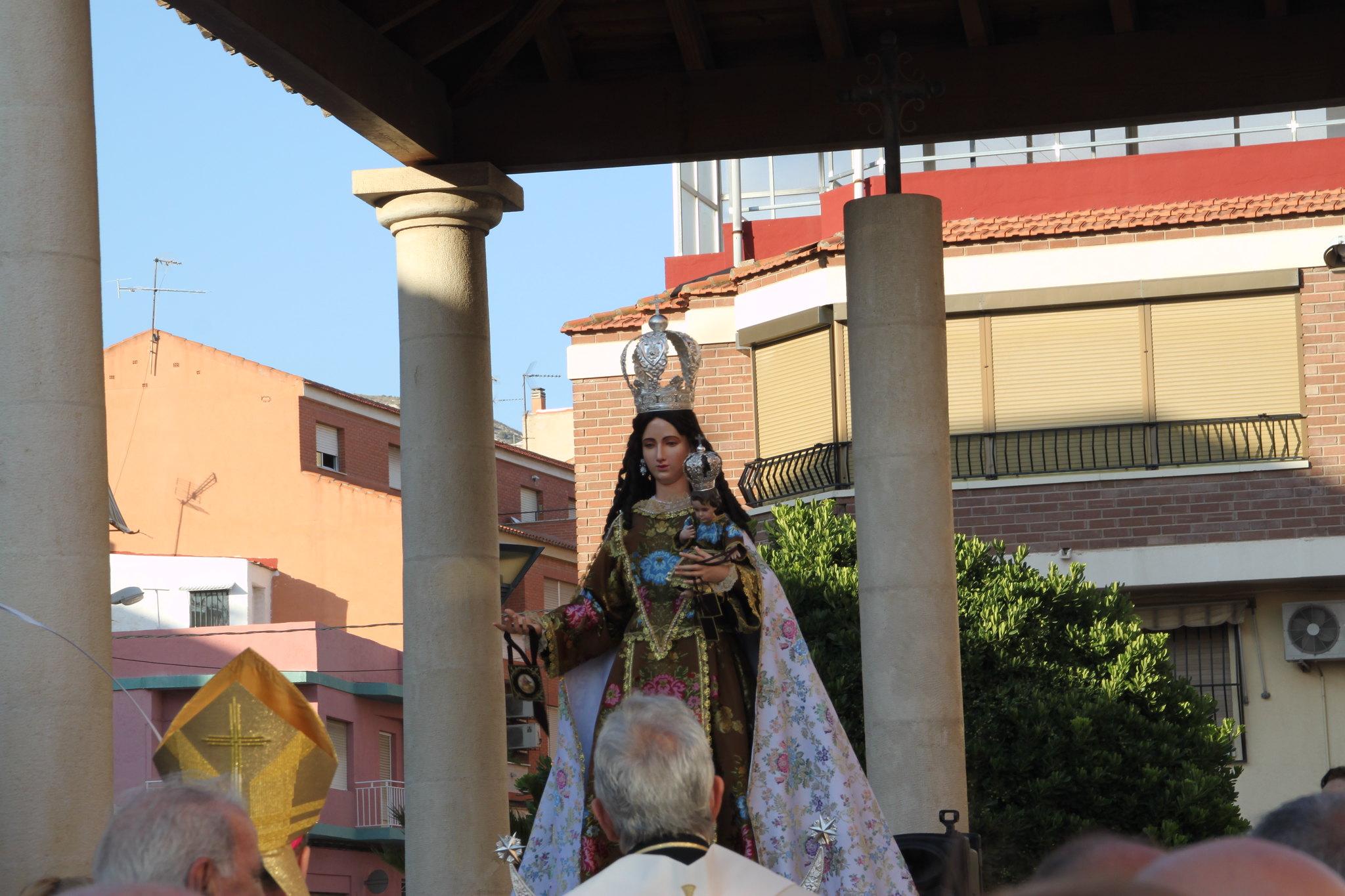 (2015-07-12) - Virgen del Carmen, parroquia La Santa Cruz - Javier Romero Ripoll (62)