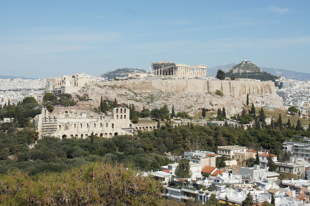 Athens, Greece, March 2016