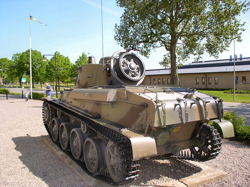 Strv M40 2