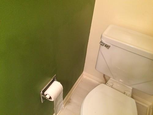 Drywall repair   by toeknee17