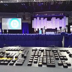 Ready for day two. #liveevents #productionlife #lightingdesign