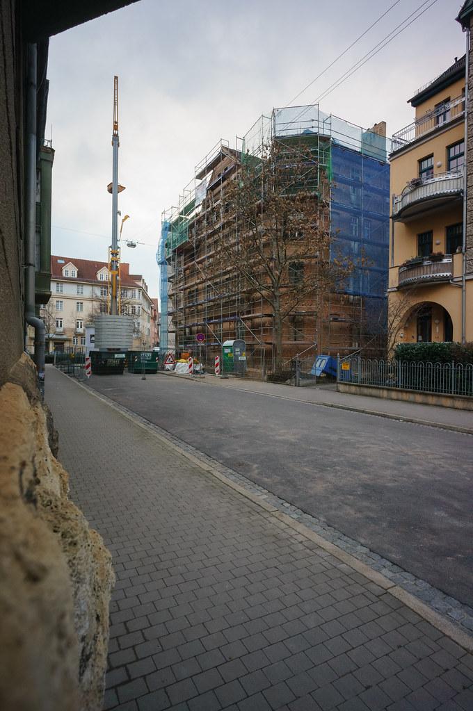 Sanierung Trierer Straße 40, Weimar | Alexander Rutz | Flickr