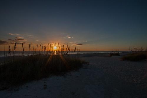 ocean sunset sky water clouds meer wasser sonnenuntergang outdoor himmel wolken