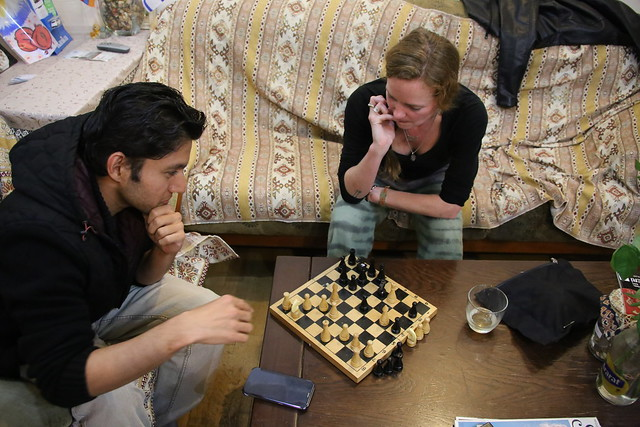 Loosing Chess to Twinkle