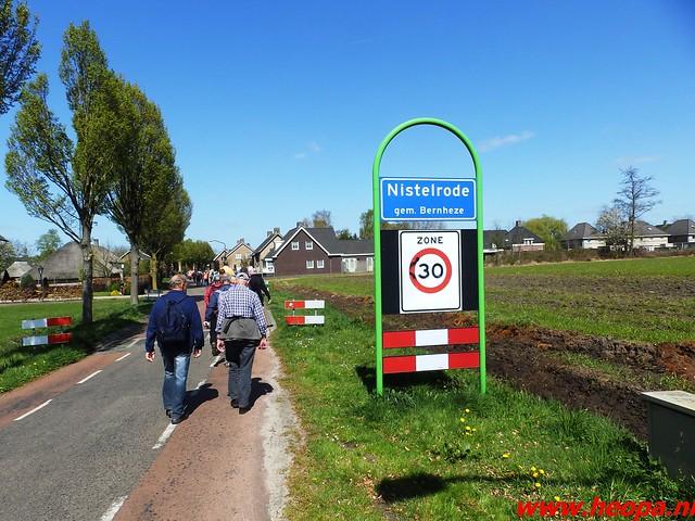 2016-04-20 Schaijk 25 Km   Foto's van Heopa   (90)