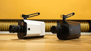 Kodak Revives The Super 8 Camera. What's old is new.  http://dankaufman.nyc/journal/2016/1/5/kodak-revives-the-super-8-camera #ces #kodak #ces2016 #kodaksuper8 #super8 #film #camera #technology #tech #ces2016beready #consumerelectronicsshow #kodakmoment # | by dankaufmanphotos