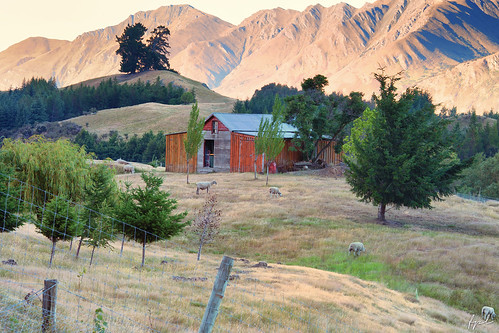 Farm shed in Wanaka | by FPL_2015