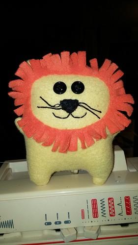 Lion ninni!