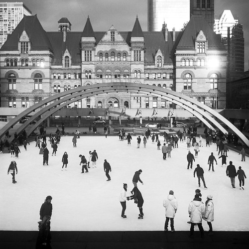 Nathan Phillips Square, Toronto | by Richard Wintle