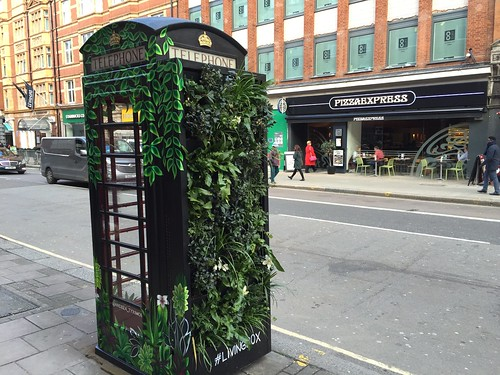 Living phone box | by Matt From London