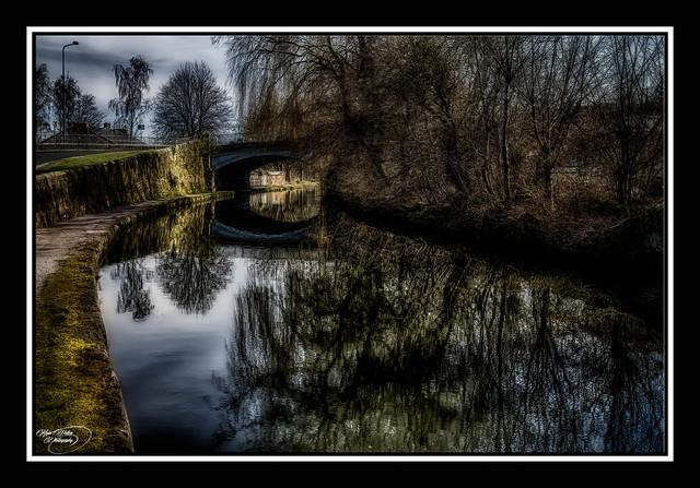 Delph Bridge Over Bridgewater Canal