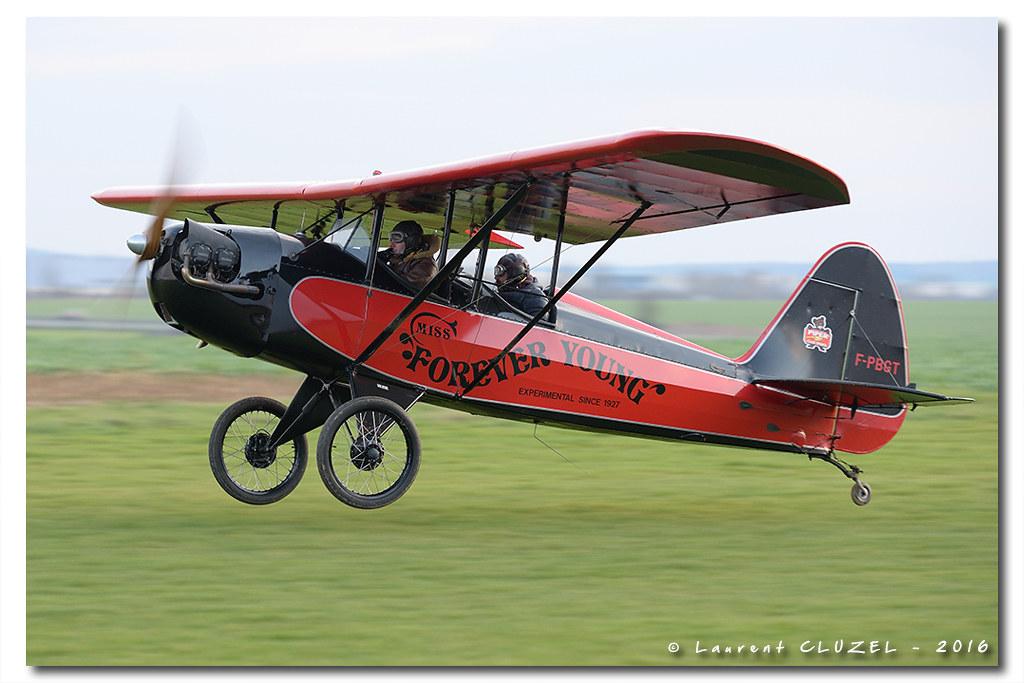 Pietenpol AirCamper replica (based on a modified Piper J3)… | Flickr