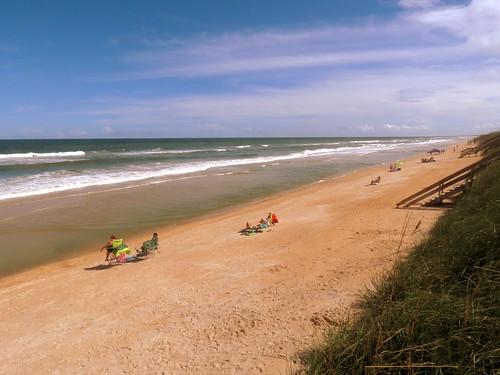 ocean beach florida fl atlanticocean pontevedra pontevedrabeach stjohnscounty bmok