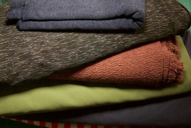 big pile-o-knits