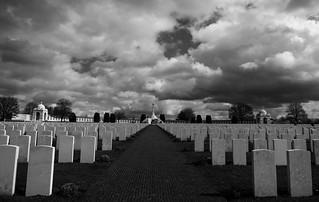 Tyne Cot. Ypres. Belgium