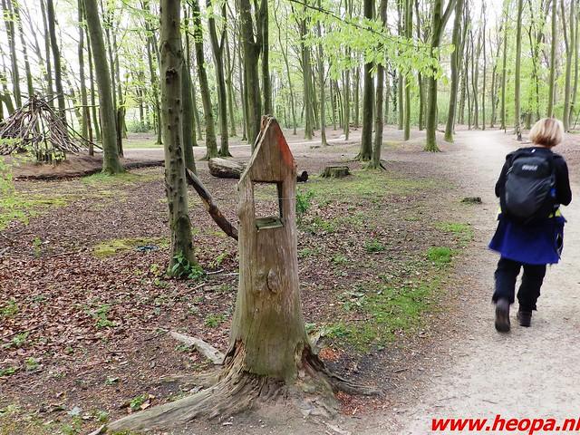 2016-04-30   Lentetocht  (klim) wandeling 40 Km  (106)