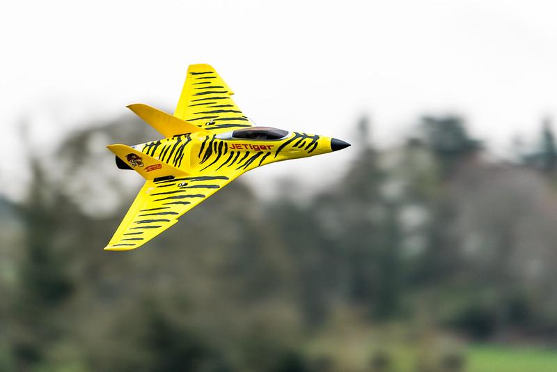 Rodney's new JetTiger.