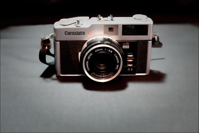 Canon Canodate E