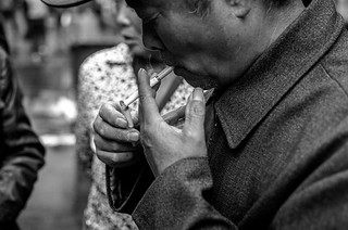 [ - THE SMOKER  - ] | by Emilien ETIENNE