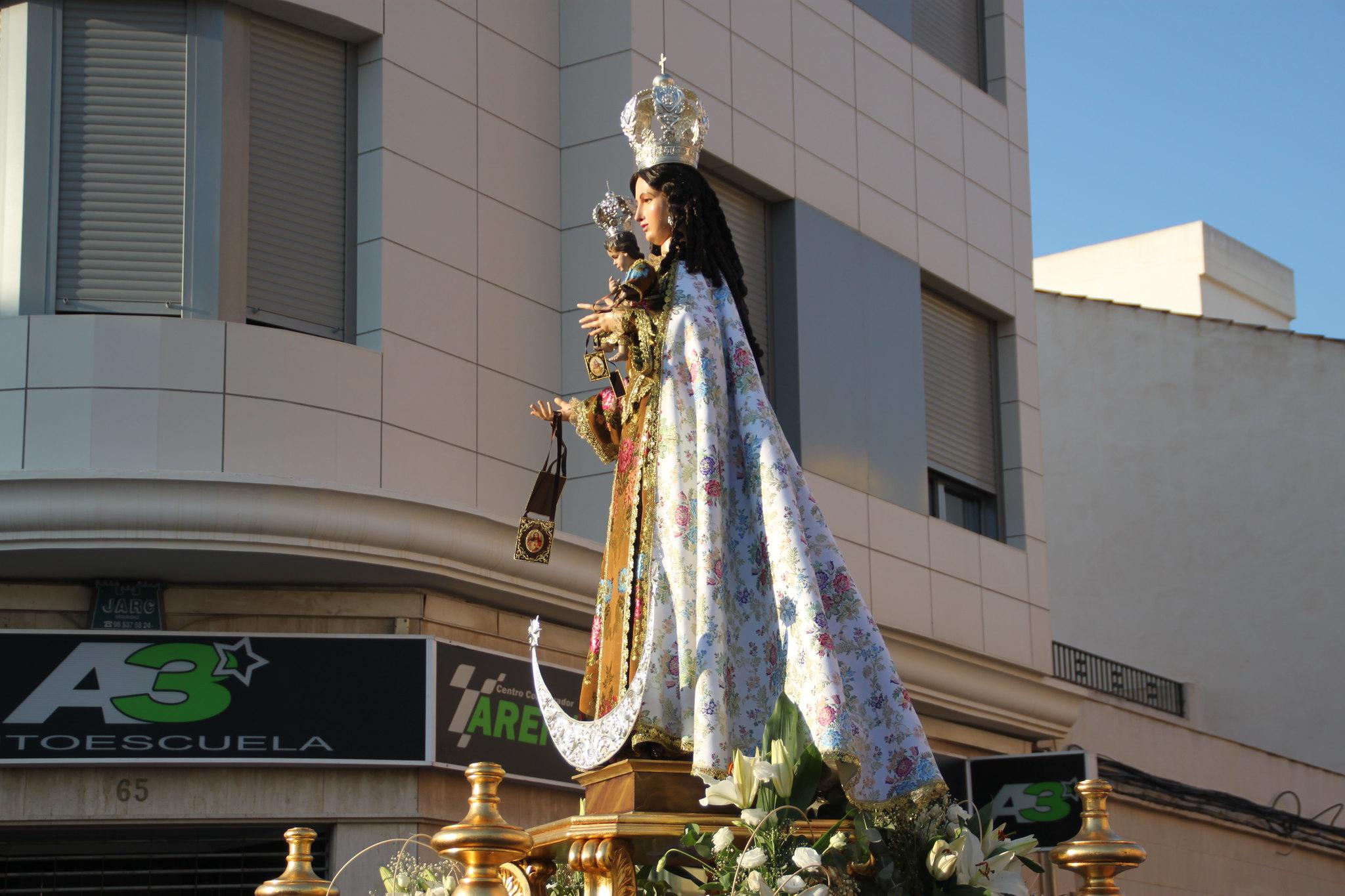 (2015-07-12) - Virgen del Carmen, parroquia La Santa Cruz - Javier Romero Ripoll (196)