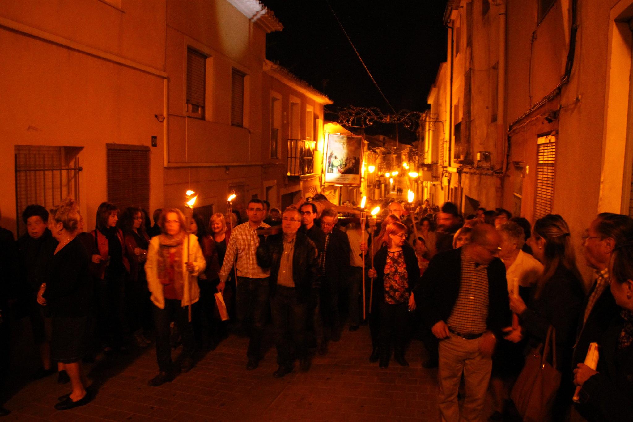(2014-04-01) -  V Vía Crucis nocturno - Javier Romero Ripoll (132)
