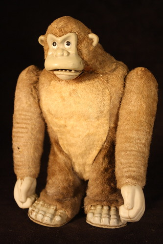 King Kong Wind-Up (1960's) | by Donald Deveau