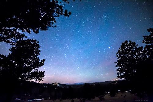 blue sky nature night dark stars landscape star colorado unitedstates space deep atmosphere twinkle boulder galaxy nebula astrophotography astronomy rockymountains universe exploration cosmic starry cosmos constellation highcountry starlight starfield jamesinsogna