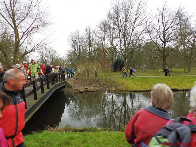 2016-03-23 stads en landtocht  Dordrecht            24.3 Km  (103)