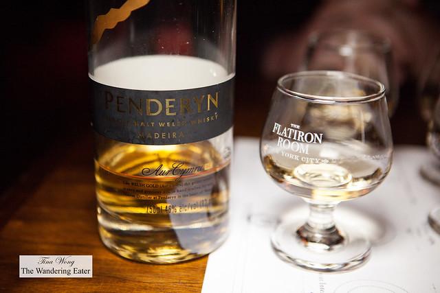 Penderyn Madeira (Welsh)