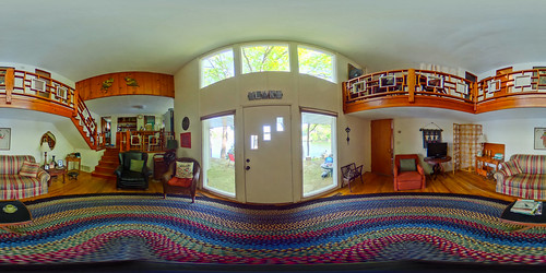 door vacation house lake us unitedstates interior 360 missouri rug lakeoftheozarks ricoh ozark spherical braided degrees theta camdenton thetas theta360 saraspaedy