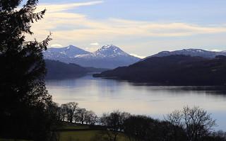 Loch Tay .