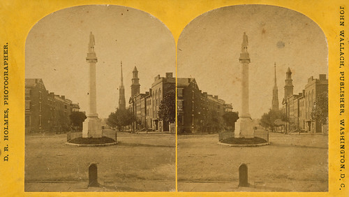 Lincoln Monument (c 1872)