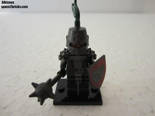 Lego Minifigures S15 chevalier effrayant p1