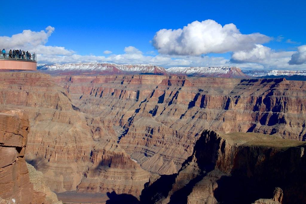Grand Canyon Skywalk West Rim Juandrob Flickr
